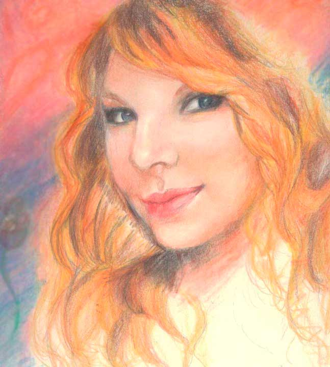 Taylor Swift Sketches